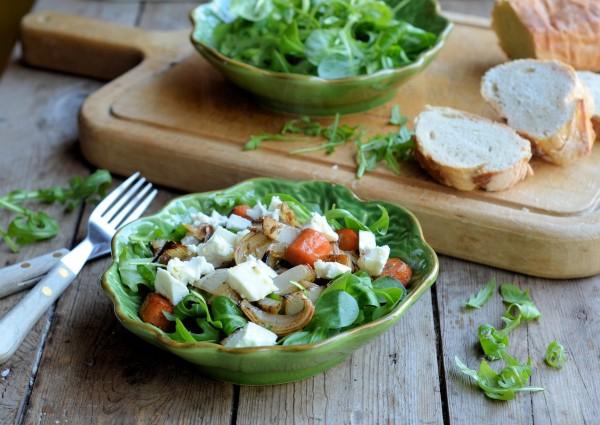 Sallad recept mattips 5-2 dieten