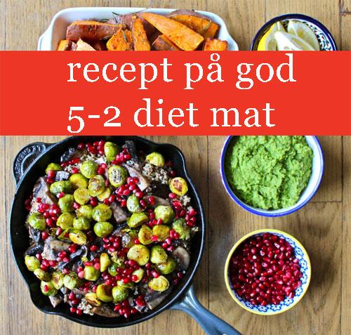 goda-recept-5-2-diet-och-viktminskning